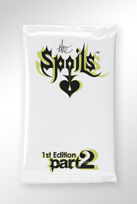 The Spoils 1st Edition Part 2 Booster Pack