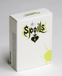 The Spoils 1st Edition Competition Pack